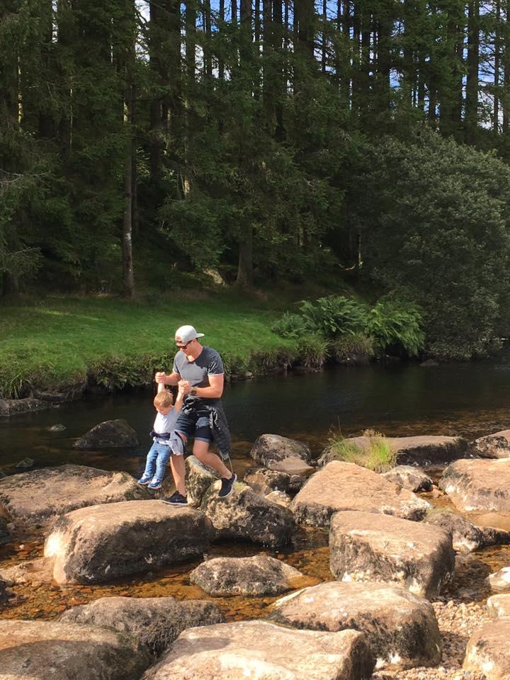 playing around Dartmoor, UK